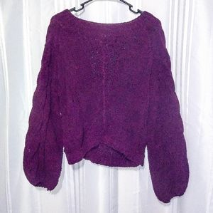 Charlotte Russe Chunky Knit Sweater